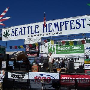 Seattle Hempfest performers