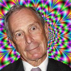 Crazy Michael Bloomberg