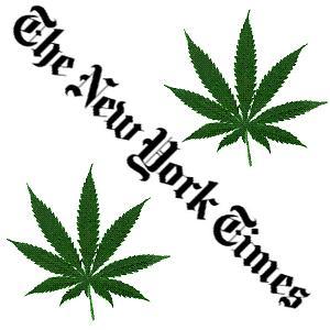new york times washington post marijuana
