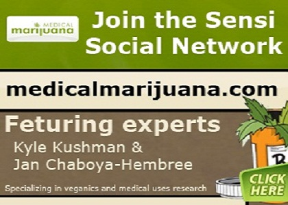 Social network of marijuana experts and patients. Medical marijuana dispensaries, doctors, attorneys. Learn to grow marijuana or get a cannabis card
