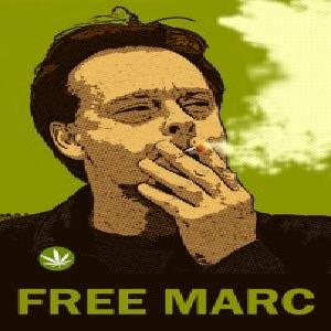 Free Marc Emery solitary confinement prison marijuana