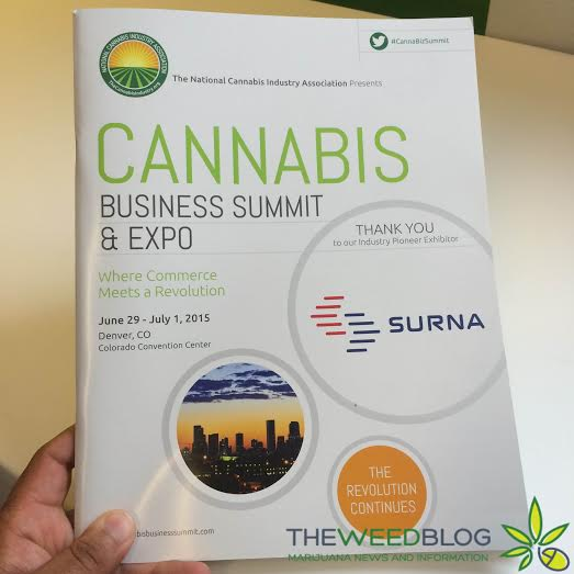 cannabis business summit 2015