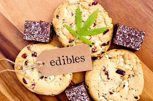 Make your own DIY edibles like show here.
