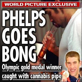michael phelps cannabis