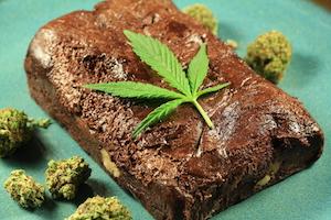 weed brownies