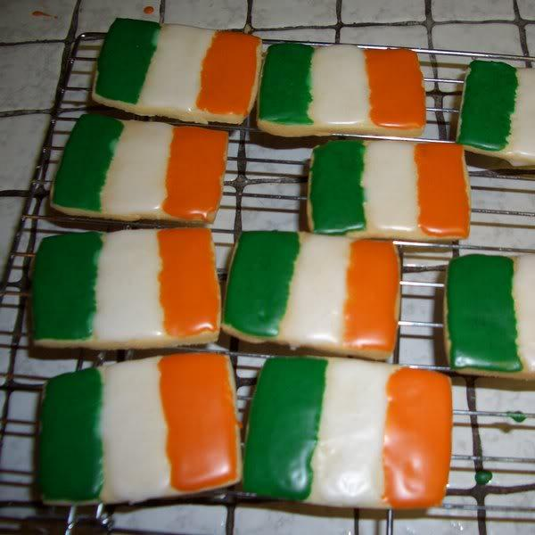 st patricks day cannabis cookies
