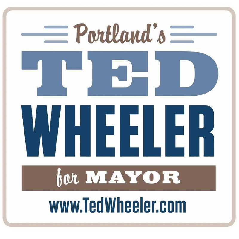 ted wheeler portland mayor marijuana
