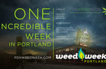 weed week, portland, marijuana events